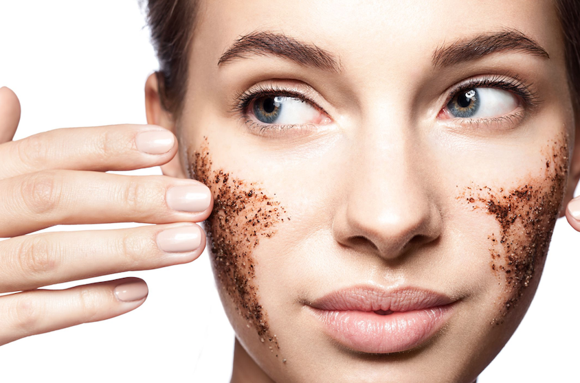 The right way to keep your skin clean and healthy. 1