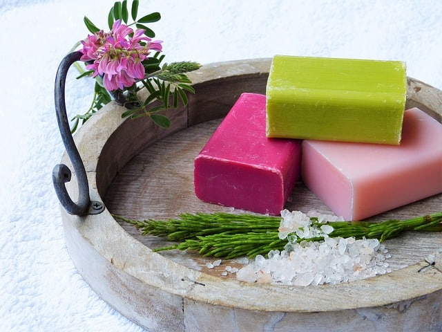 Soaps and other skin cleansing product 1