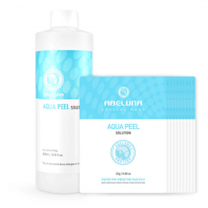 Abeluna aqua-peel mask packs 10+1